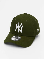 New Era Snapback Caps League Essential NY Yankees 9Forty vihreä