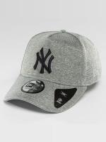 New Era Snapbackkeps Jersey Tech A-Frame NY Yankees grå