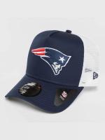 New Era trucker cap Team Essential New England Patriots blauw