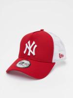 New Era trucker cap Clean NY Yankees rood