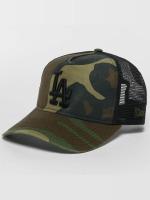 New Era Truckerkeps Washed Camo LA Dodgers kamouflage