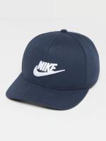 Nike Casquette Flex Fitted Swflx CLC99 bleu
