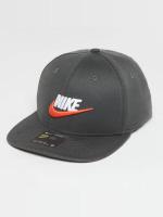 Nike Casquette Flex Fitted Swflx CLC99 gris