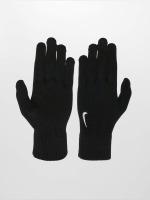 Nike Rękawiczki Swoosh Knit czarny