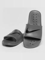 Nike Slipper/Sandaal Kawa Shower Slide grijs