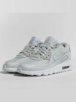 Nike Sneaker Air Max 90 Mesh (GS) silberfarben