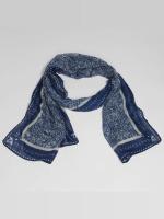 Oxbow Sjal/tørkler Quadrato Printed blå