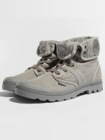 Palladium Boots Pallabrouse grijs