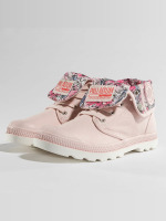 Palladium Boots Baggy Low LP rosa