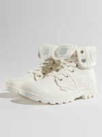 Palladium Boots Pallabrouse weiß