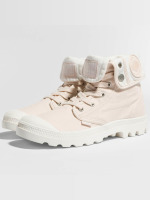 Palladium Chaussures montantes Baggy rose