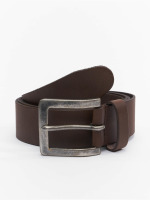 Petrol Industries Ceinture Leather brun