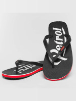 Petrol Industries Sandals Logo black