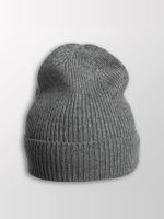 Pieces шляпа Cirtula Cashmere серый