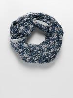 Pieces Schal pcMarcia blau