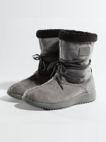 Project Delray Boots Wavy Lux High grijs