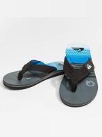 Quiksilver Sandals Molokai Layback black