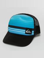 Quiksilver trucker cap Foambition blauw