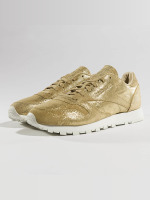 Reebok Baskets Classic Leather Shimmer or