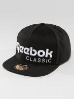 Reebok Snapback Cap Foundation schwarz