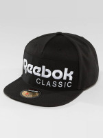 Reebok Snapback Caps Foundation musta