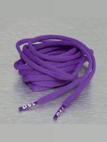 Seven Nine 13 шнурки Hard Candy Round пурпурный
