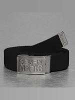 Seven Nine 13 Ceinture Jaws Stretch noir