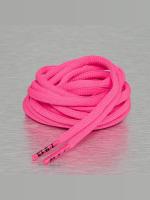 Seven Nine 13 Kengännauha Hard Candy Round vaaleanpunainen