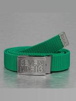 Seven Nine 13 riem Jaws Stretch groen