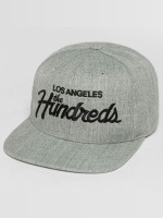 The Hundreds Casquette Snapback & Strapback Forever Team gris