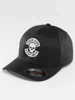 Thug Life Basic Flexfitted Cap Basic Skull Flexfit schwarz