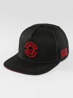 Thug Life Snapback Cap International schwarz