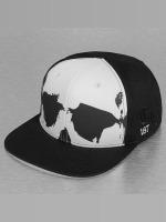 Thug Life snapback cap Scully zwart