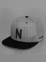 TrueSpin Casquette Snapback & Strapback ABC-N Wool gris