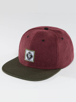 TrueSpin Casquette Snapback & Strapback Touchy rouge