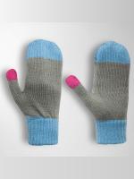 TrueSpin Rękawiczki Mittens szary