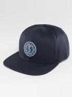 TrueSpin Snapback Cap Täskulap blau