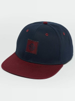 TrueSpin Snapback Cap Next Level 2 blau