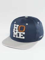TrueSpin snapback cap 4 Letters Home blauw