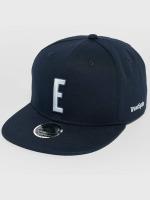 TrueSpin snapback cap Kids ABC E blauw