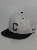 TrueSpin Snapback Cap ABC-C Wool grigio