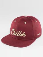 TrueSpin Snapback Cap Chiller rosso
