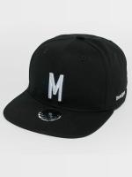 TrueSpin snapback cap ABC M zwart