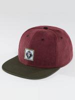 TrueSpin Snapback Caps Touchy červený
