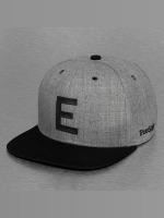 TrueSpin Snapback Caps ABC-E Wool šedá