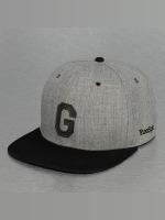 TrueSpin Snapback Caps ABC-G Wool šedá