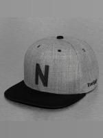 TrueSpin Snapback Caps ABC-N Wool šedá