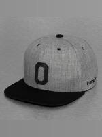TrueSpin Snapback Caps ABC-O Wool šedá