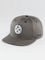 TrueSpin Snapback Caps Luck šedá
