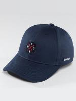 TrueSpin Snapback Caps SB50 blå